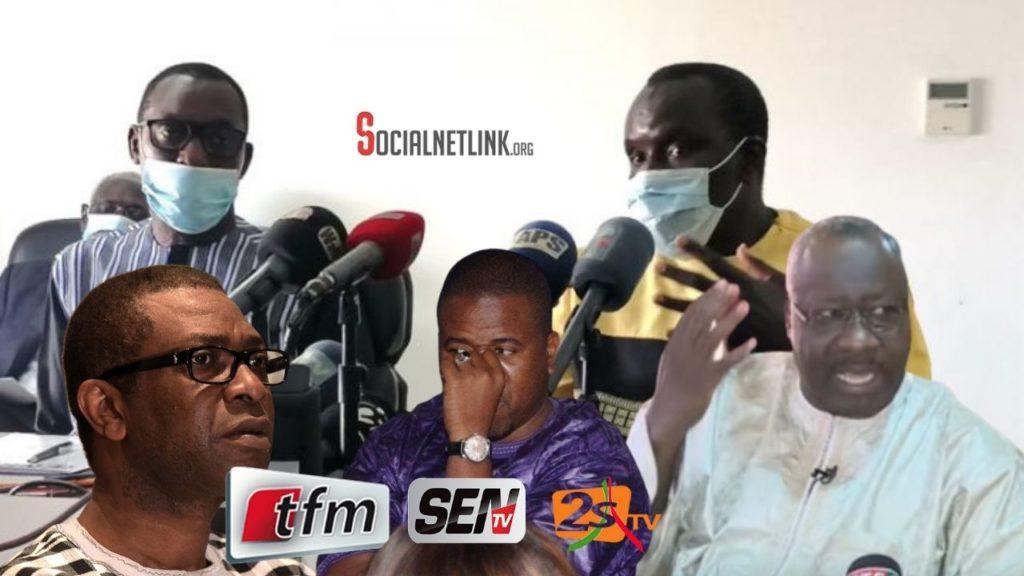TFM vs 2STV : le CORED invite les journalistes à plus de professionnalisme dans le traitement de l'information