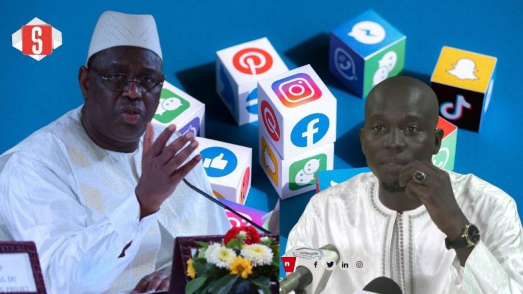 De jeunes Apéristes  lancent «H24Macky» pour défendre  le chef de l'état sur les réseaux sociaux