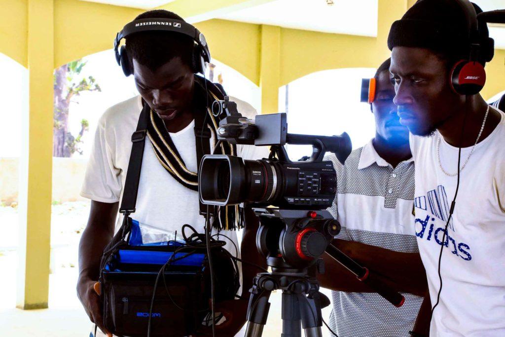 L'UCAD et l'UVS  lancent le Master en Réalisation et Création cinématographiques