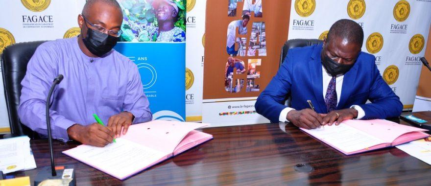 TechnoServe et Fagace signent un partenariat pour lutter contre la pauvreté en Afrique