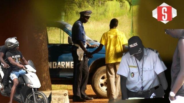La Police et la Gendarmerie, les deux corps les plus corrompus au Sénégal ( rapport)
