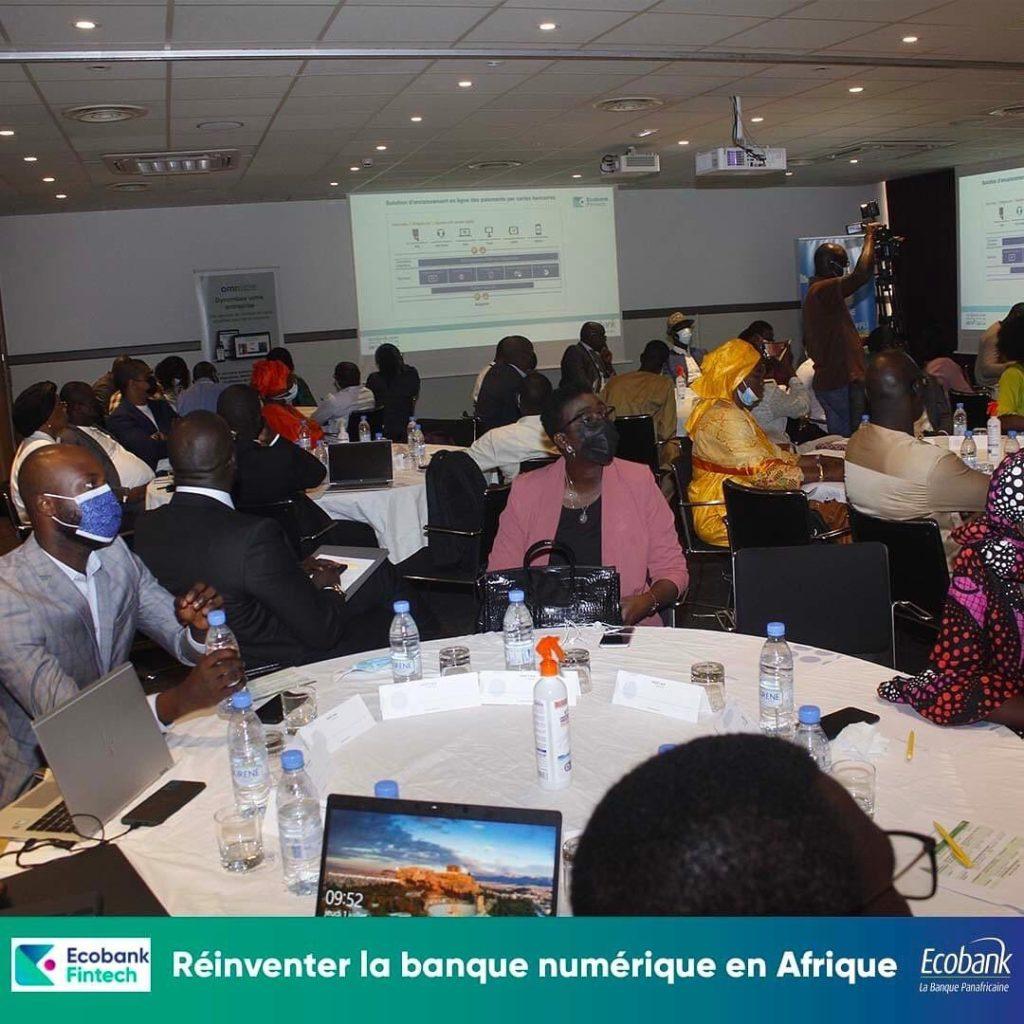 Solutions digitales : Ecobank Sénégal  se lance dans la promotion des Fintech africaines