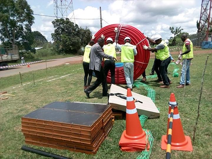 RDC: Liquid Intelligent Technologies et Facebook s'associent pour le développement des réseaux de fibre optique