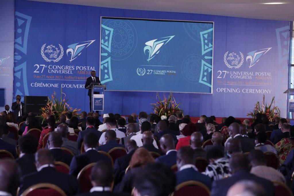27ème Congrès de l'Union Postale Universelle, une occasion pour toute l'Afrique d'approfondir la mutation des services postaux