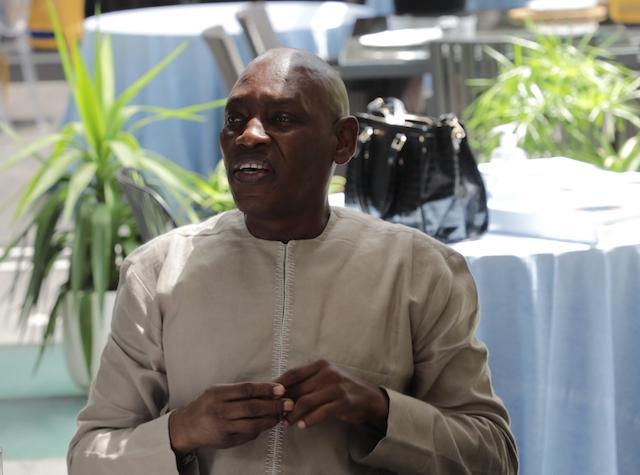 UNFPA WCARO- Fin de mission pour Mabingué Ngom
