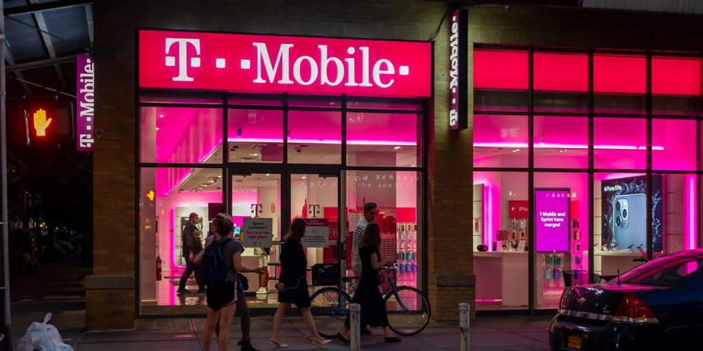 Plus de 48 millions de données volées à l'opérateur de téléphonie  T-Mobile
