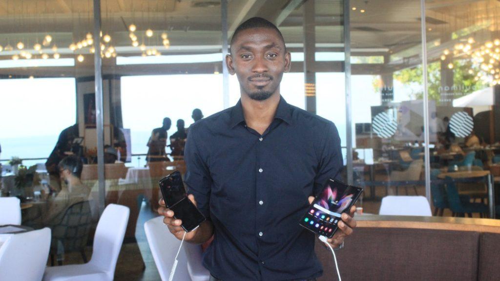 Dans l'univers des  «Galaxy Z» :  Samsung  présente ses smartphones pliants ZFold3 et ZFlip3 5G