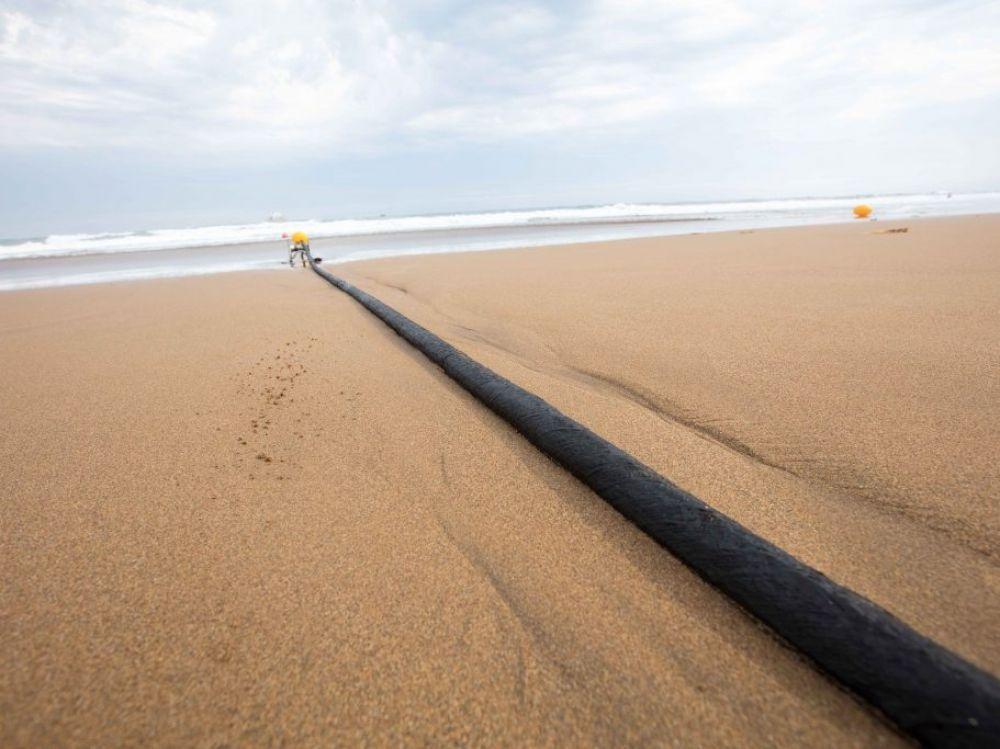 Internet : Le consortium 2Africa lance le plus grand projet de câble sous-marin au monde