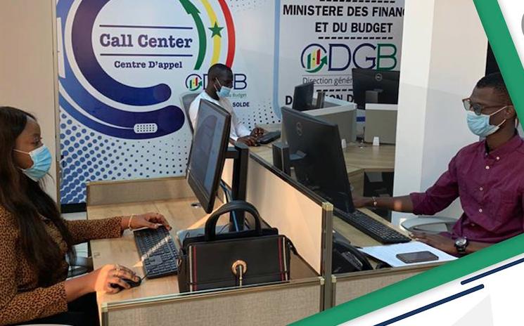 E-solde: Lancement de deux applications pour assister les fonctionnaires sénégalais