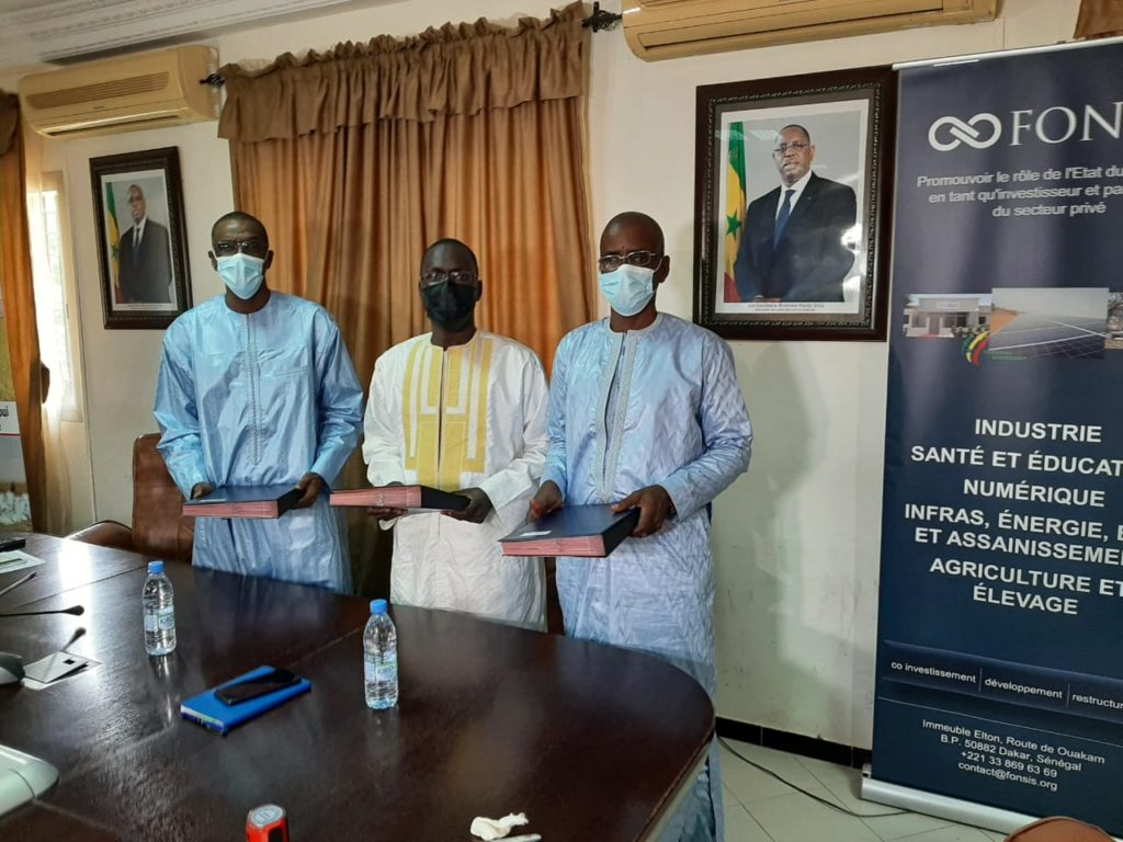 Sénégal – FONSIS investit 200 millions FCFA dans Rassoulna, une société de prestation de services