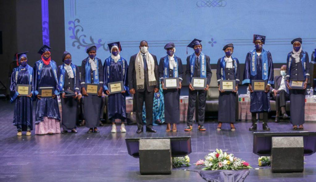 La maison d'éducation Mariama BA de Gorée  passe au statut de lycée d'Excellence