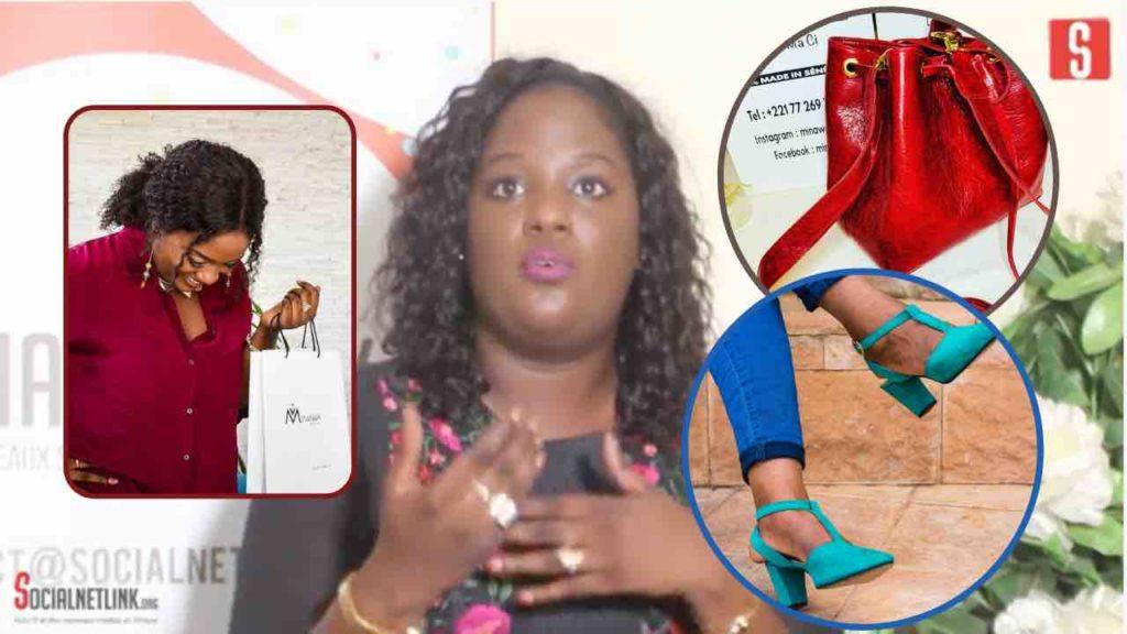 De la technique à la mode, Awa BABOU de MINAWA, une passionnée du «made in Sénégal»