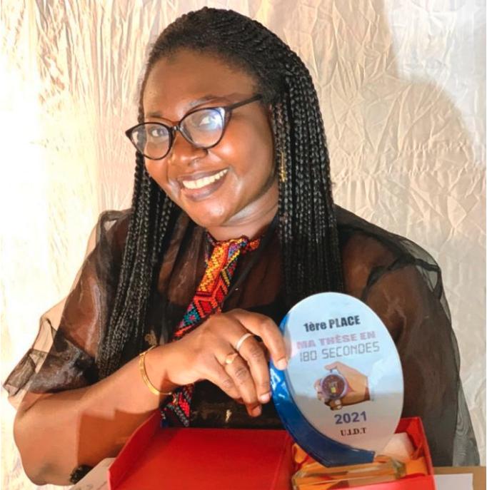 Aminata Sourang Mbaye DIOUF, MT180: «L'Afrique regorge de savoirs, de connaissances et les sujets de thèses sont innombrables»