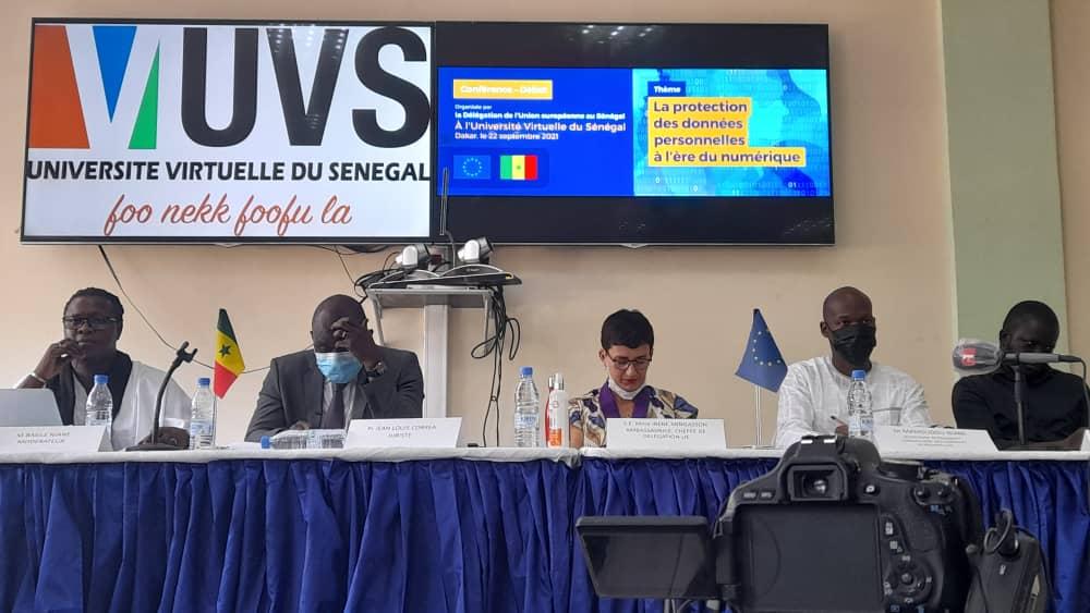 La protection des données personnelles à l'ère du Numérique au Sénégal