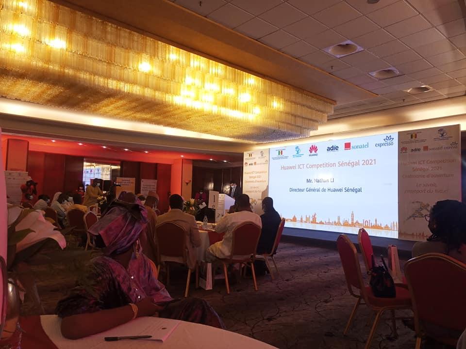 Huawei lance la 3e édition concours  ICT compétition au Sénégal