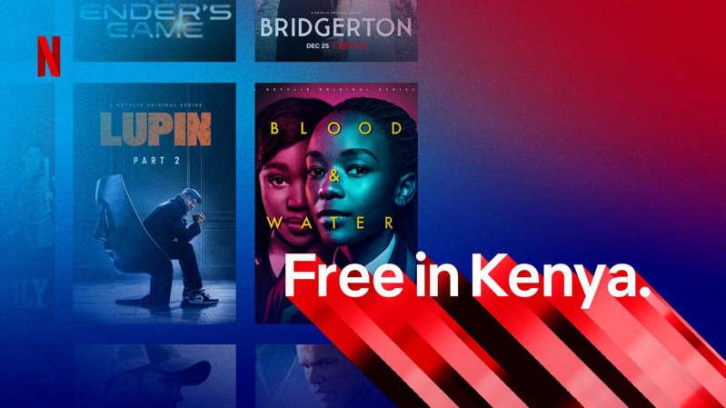 Netflix lance une offre gratuite au Kenya