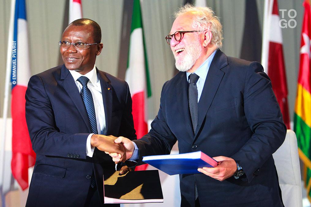 Lutte contre la fraude et l'évasion fiscale, le Togo rejoint deux accords de l'OCDE