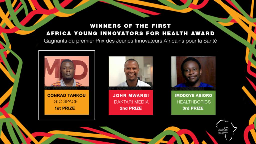A la découverte de la nouvelle génération d'innovateurs africains de la santé