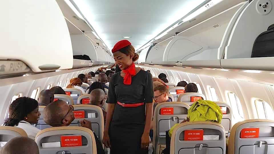 Des internautes qui n'ont jamais pris Air Sénégal multiplient des tweets ravageurs pour abîmer l'image de la compagnie