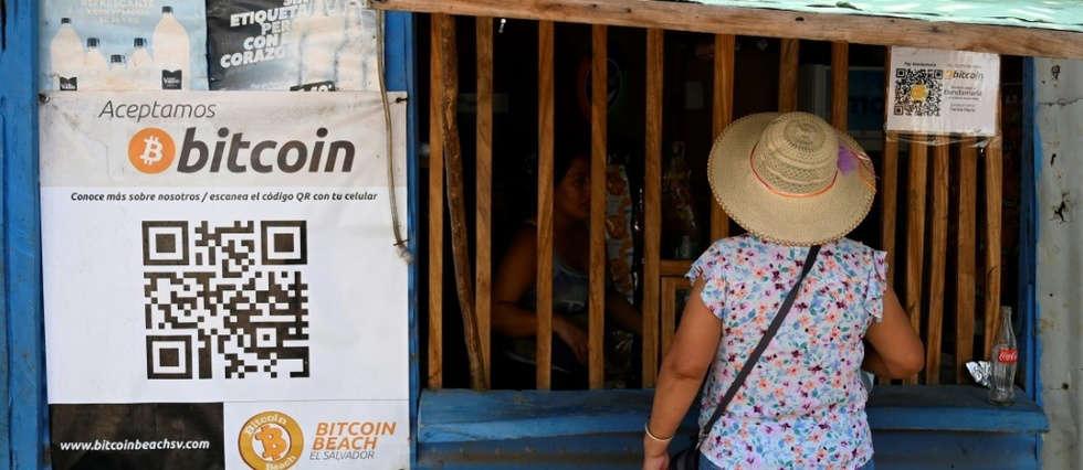 Le bitcoin devient une monnaie légale au Salvador