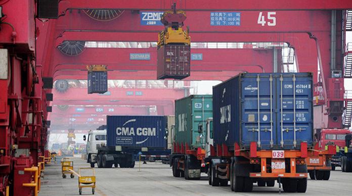 Le commerce entre la Chine et l'Afrique en hausse de 40,5%