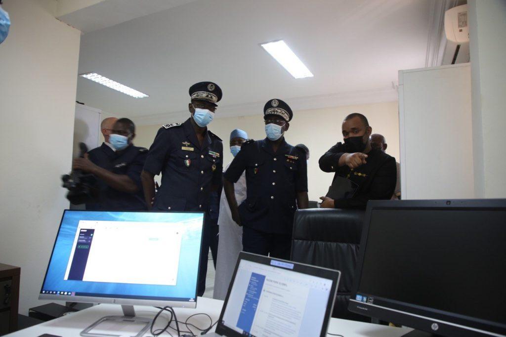 Exploitations de preuves numériques : des policiers sénégalais  formés  en cybersécurité