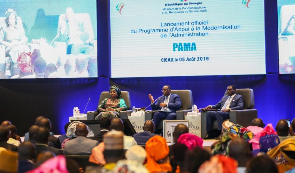 Administration publique : PAMA, un succès dans la décentralisation