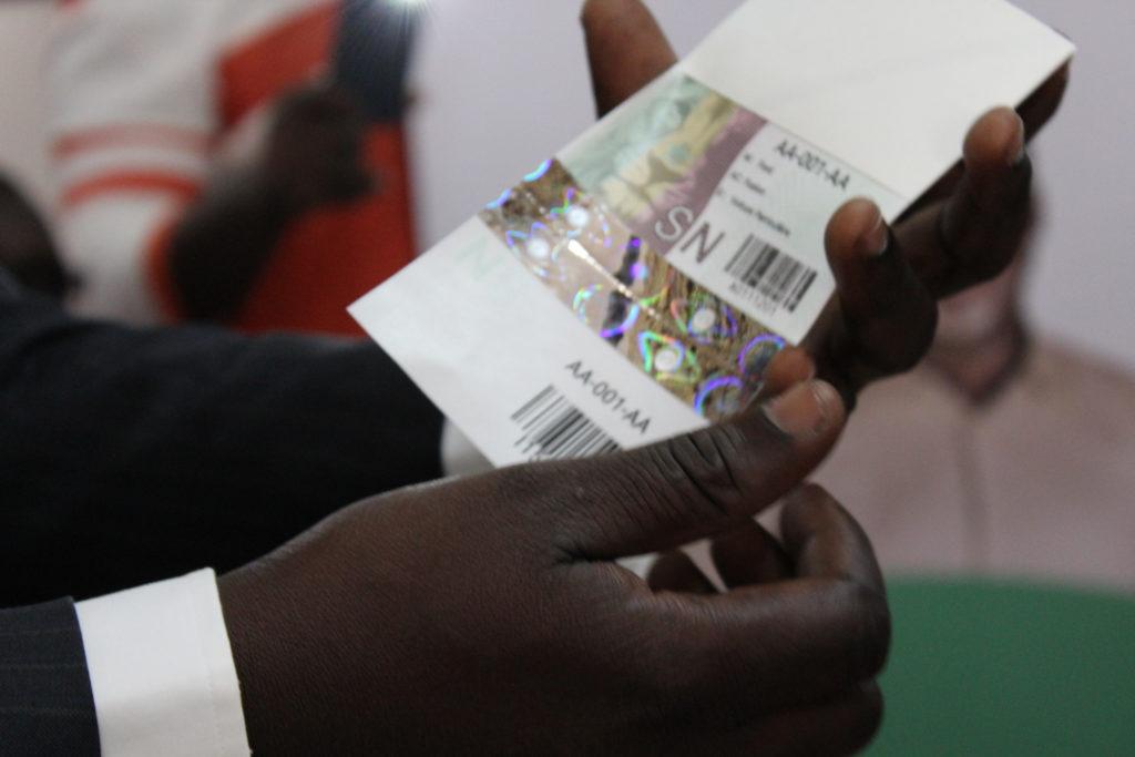 Sénégal –  les cartes grises en papier invalides à partir du 21 septembre