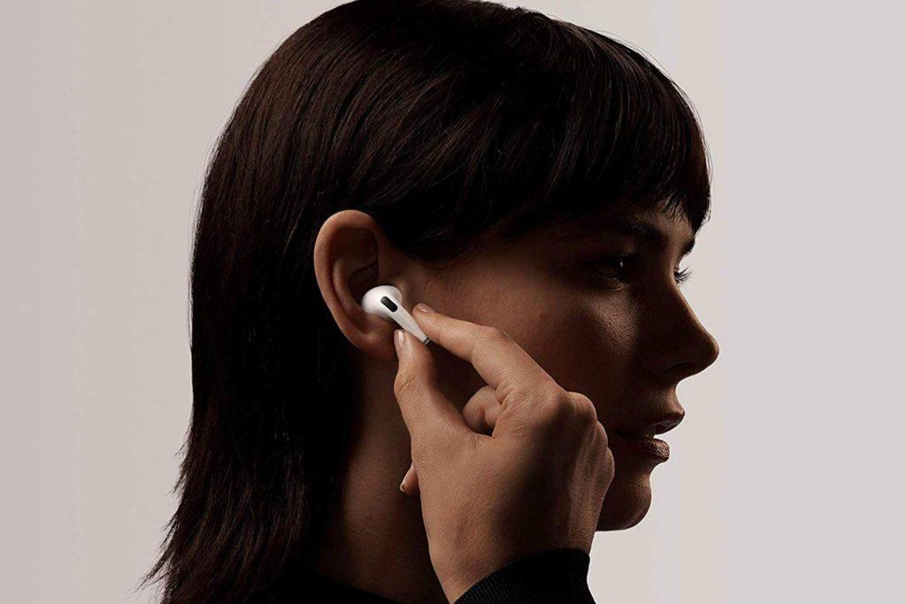 Apple compte doter les AirPods d'une fonction de prise de température