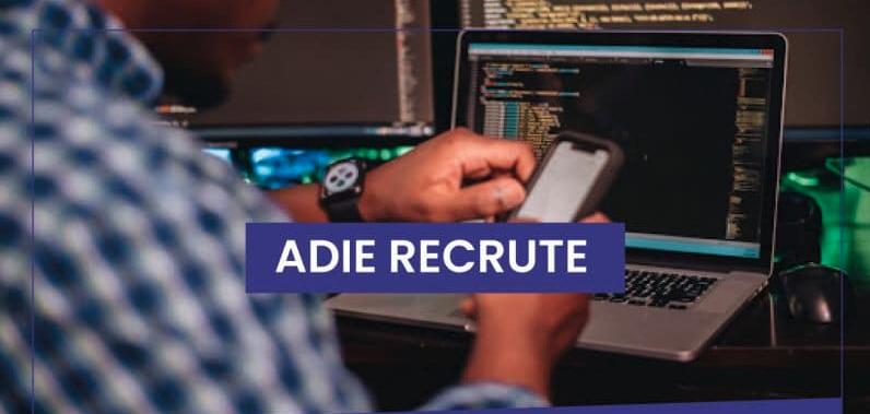 L'ADIE recrute un Développeur mobile