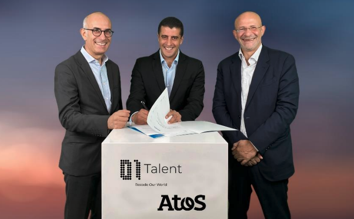 01Talent en Afrique: Atos va identifier, former et employer les talents digitaux de demain