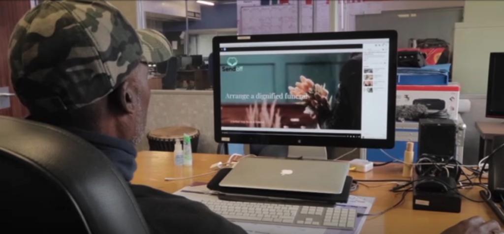 Sendoff, l'application qui digitalise l'organisation des funérailles