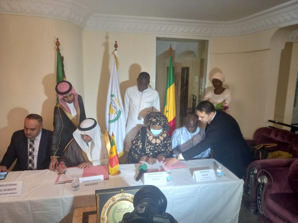Protocole d'entente- Le Ministère de la Fonction publique et le CSE-2A s'engagent pour 5 ans