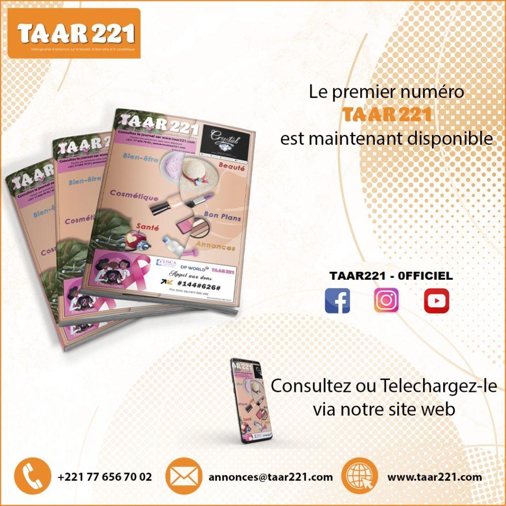 Journal d'annonces Taar 221