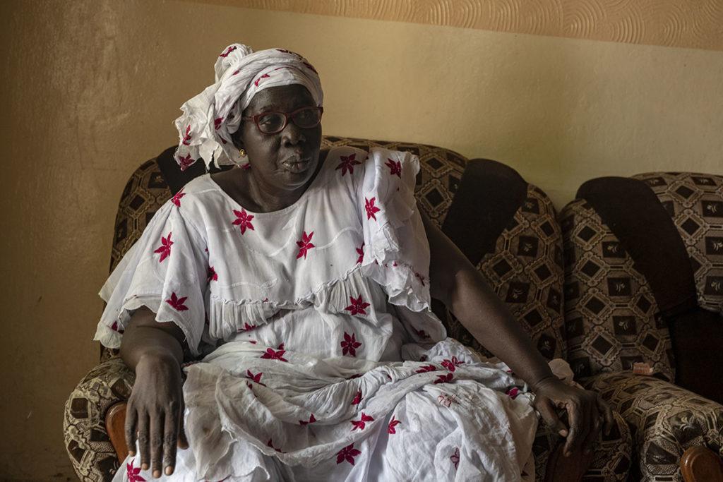 Tiné Ndoye, une apprentie agricultrice devenue baronne
