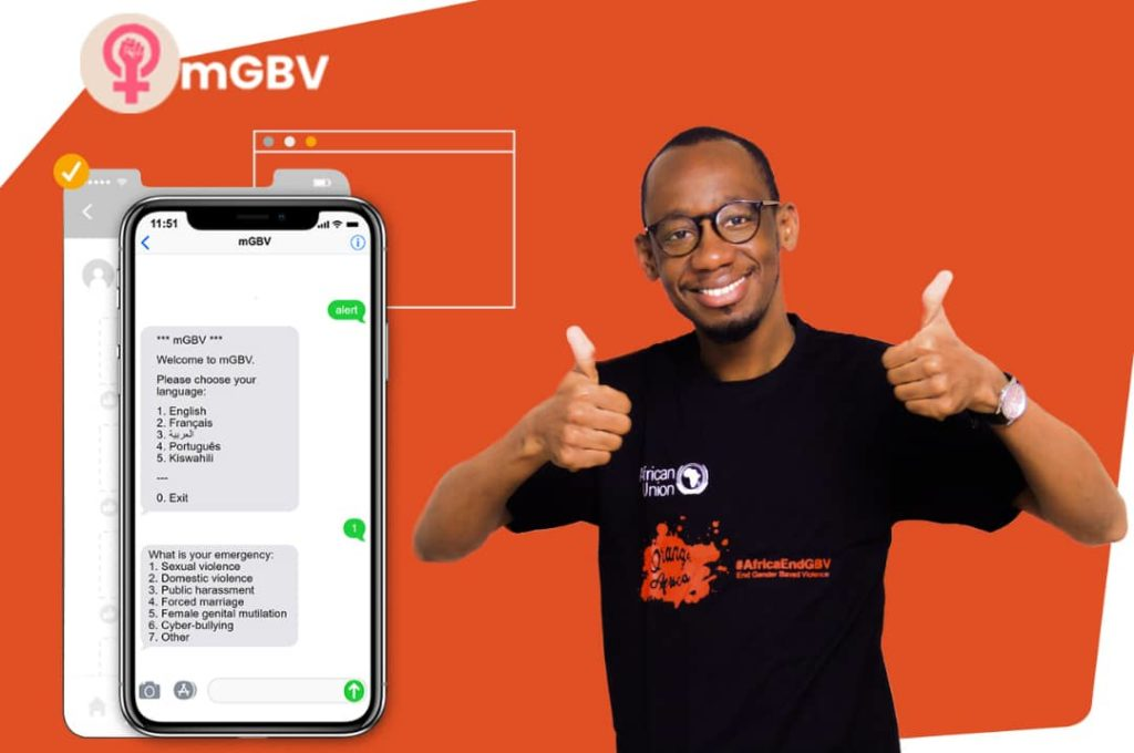 mGBV: une application de Jesus Ekie pour lutter contre les Violences Basées sur le Genre en Afrique
