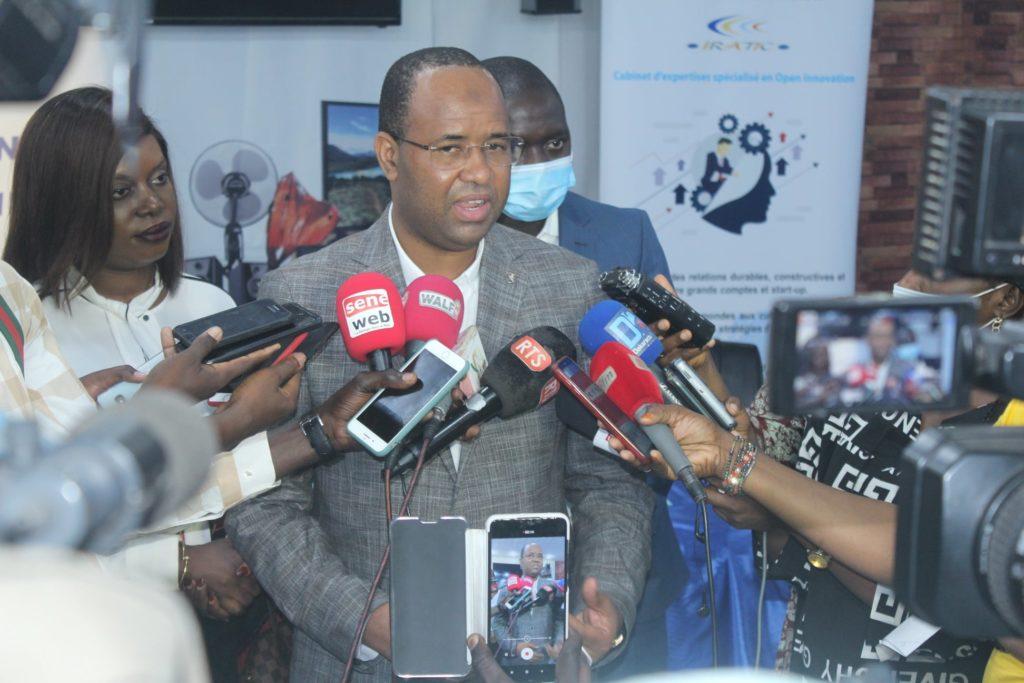 Aboulaye Bibi Baldé, DG de La Poste «Notre volonté est d'aller vers la digitalisation afin de changer de paradigme»