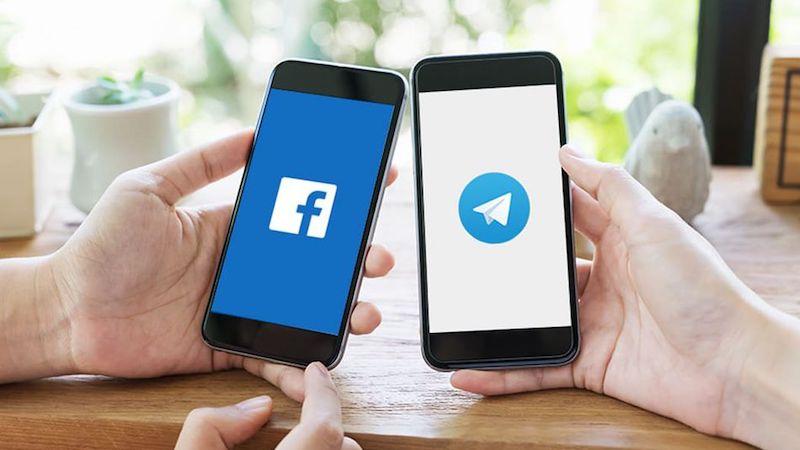 Panne de Facebook: Telegram reçoit plus de 70 millions nouveaux utilisateurs en quelques heures