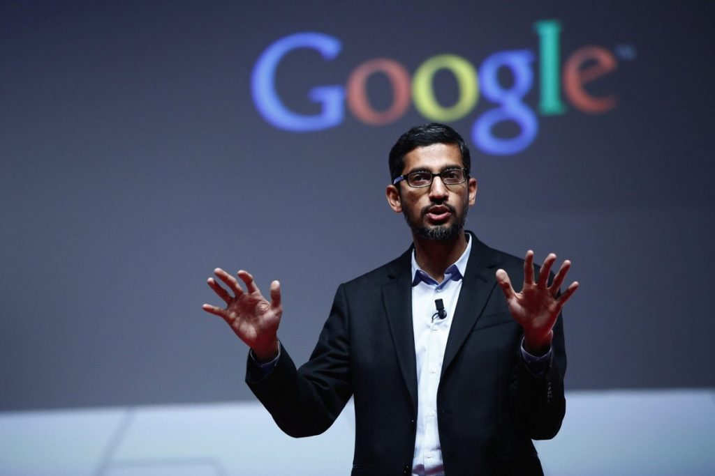Google va investir un milliard de dollars pour une meilleure connectivité en  Afrique